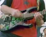 Gitarrenkurs, Gitarrenunterricht, Kurse, Tourneen, Showcase Gigs- Wolfgang Abeska Gitarrist Musiker